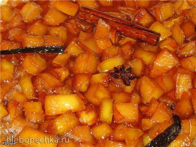 Мармелад из фруктов со специями (Marmelade de fruits aux épices)