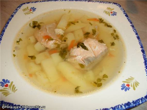 Супы едим ежедневно! Что у нас сегодня на первое?))