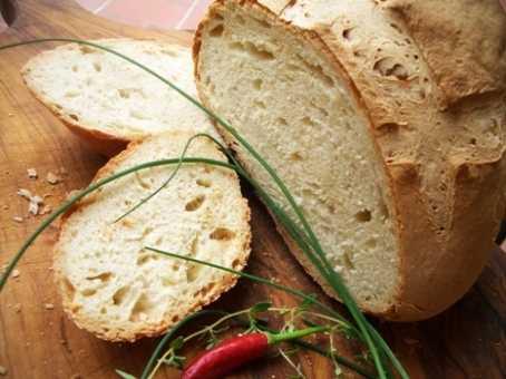 Апульский хлеб с уксусом в духовкеАпульский хлеб с уксусом в духовке
