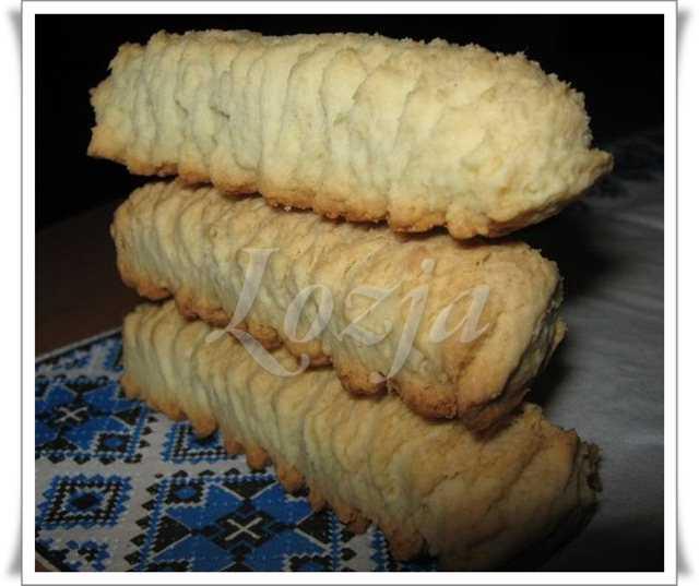 Печенье  Кукурузка