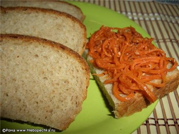 Морковочка типа по-корейски