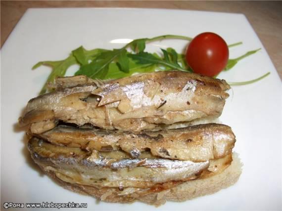 Рыба, тушеная в духовке