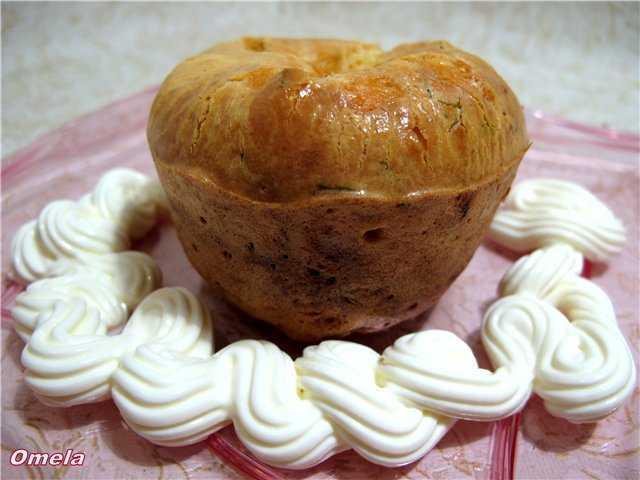 Сырники с зеленью и сыром в духовке