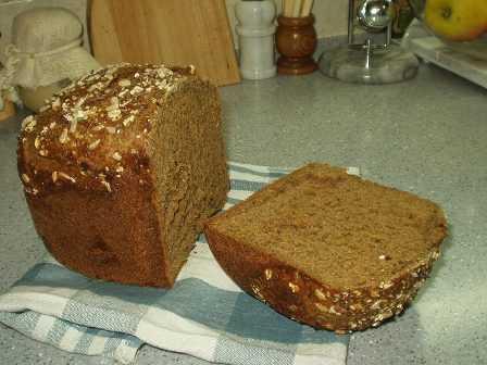 Датский пивной хлеб