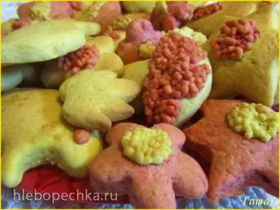 Печенье для малышей