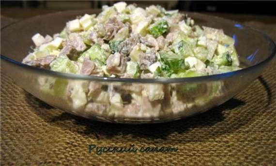 Русский салат