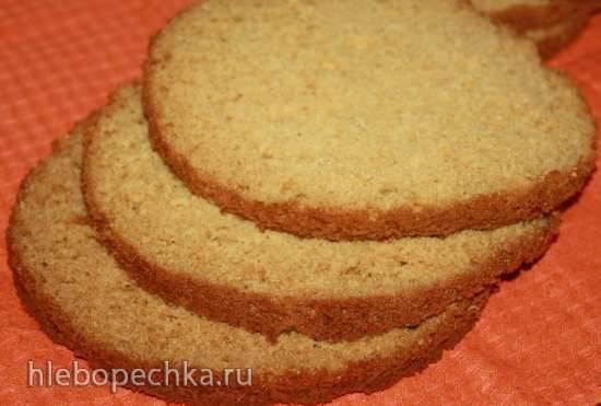 Медовый бисквит (с содой)