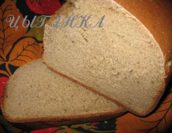 Деревенский хлеб с киноа