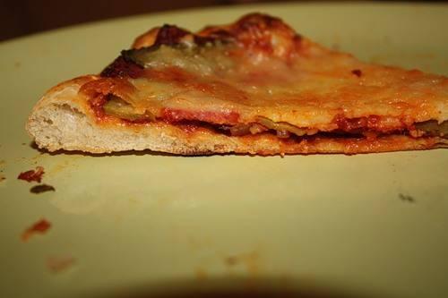 Тесто для пиццы + соус