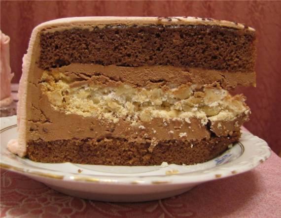 Торт Морское дно
