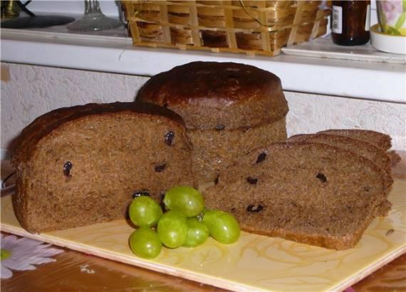 Самый вкусный карельский хлебушек (духовка)
