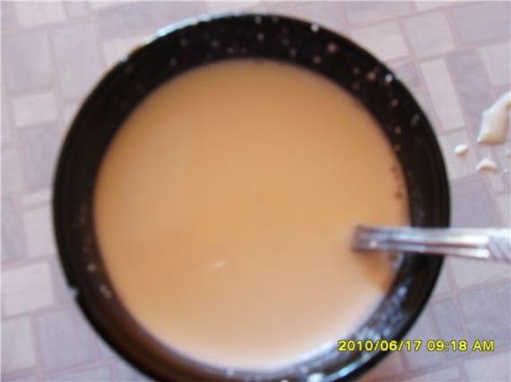 Топлёное молоко (Cuckoo 1054)