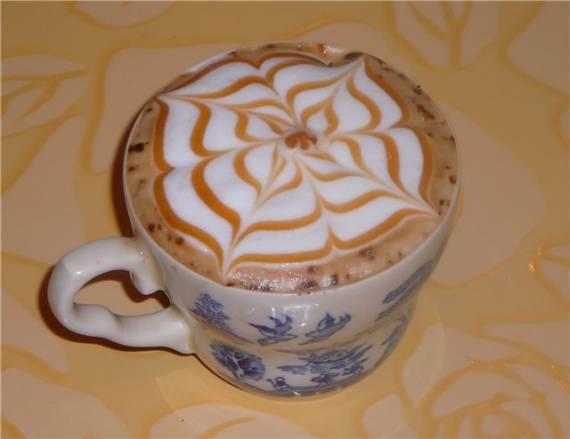 Кофе Латте и Капучино