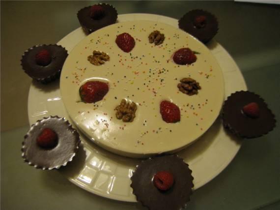 Торт и пирожные Шоколадно-кофейное удовольствие