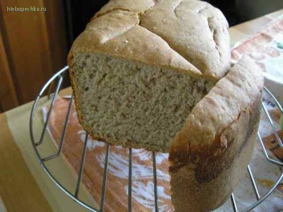 Дарницкий хлеб на закваске (Redmond M90)