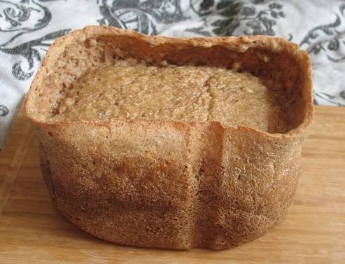 Хлеб Пшенично-Ржаной с семечками Panasonic CD-256