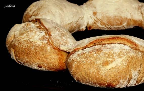 Хлеб пшенично-ржаной сельский (Wurzelbrot)