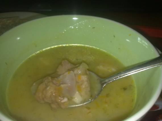 Гороховый суп в мультиварке Cuckoo 1054