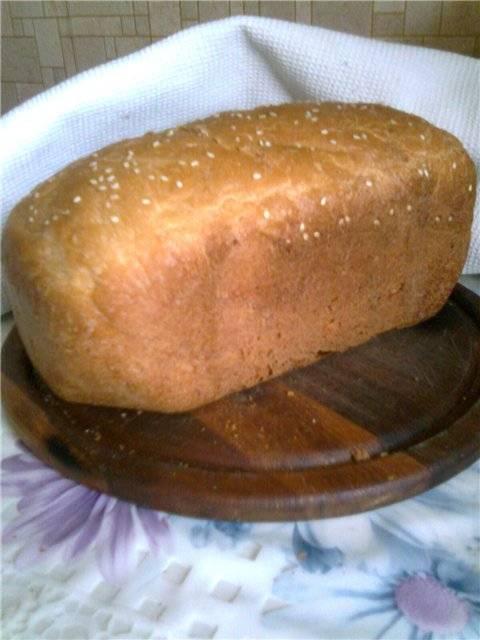 Orion-206. Белый хлеб на сыворотке