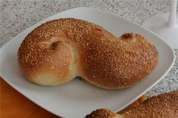 Pane Siciliano (Питер Рейнхарт) (духовка)