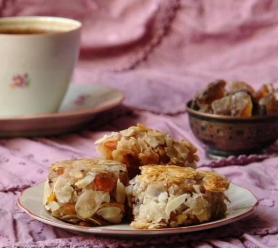 Рисовые десертные котлеты