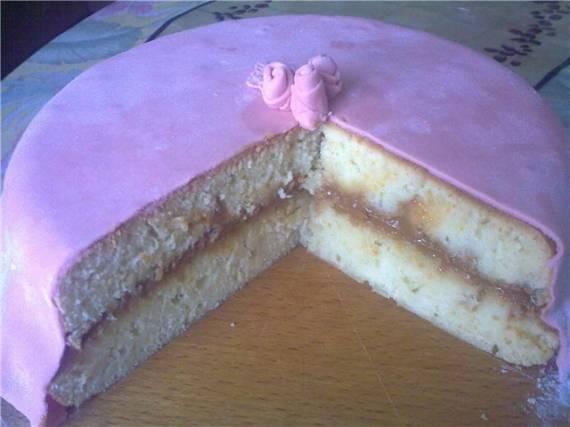 """Торт """"Донна"""""""