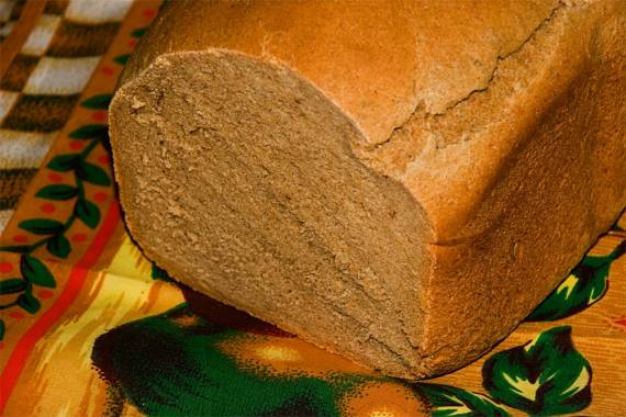 "Kenwood BM 450 Хлеб  ""Украинский"""