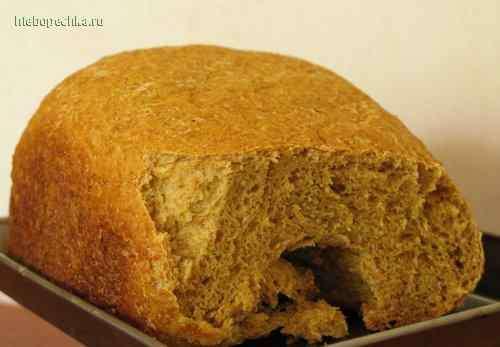 Хлеб с манго