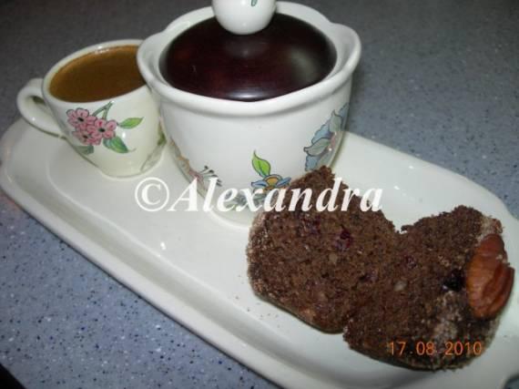 Кексы кофейные цельнозерновые