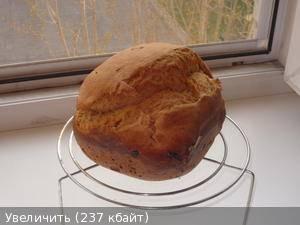Хлеб Пшеничный дух (хлебопечка)