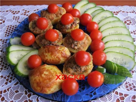 Печеня  (тушеная картошка с мясом) - рецепт моей семьи