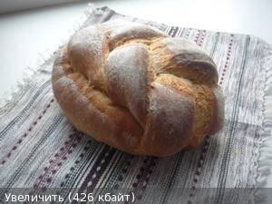 Итальянский хлеб Pane al latte Fisarmonica в духовке