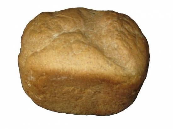 Черный хлеб (вкус Дарницкого) для тех кто не обзавелся весами (хлебопечка)