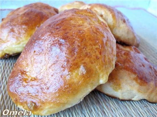 Армянский домашний хлеб Матнакаш