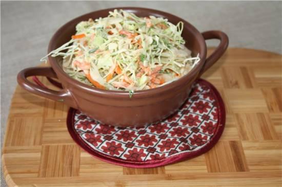 Капустный салат Coleslaw