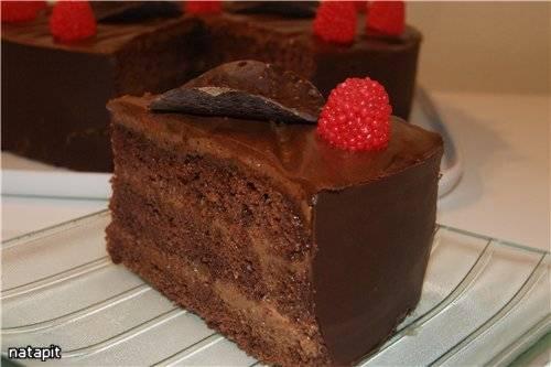 Торт по мотивам Сирано