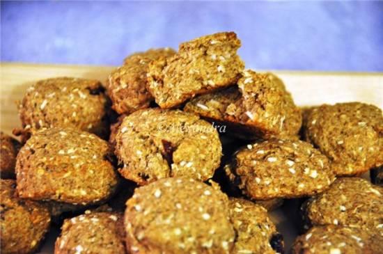 Творожные сконы Сконы цельнозерновые кокосовые с мягким сыром «Филадельфия»