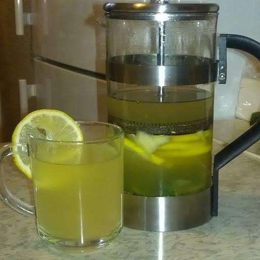 Имбирный чай Имбирный чай