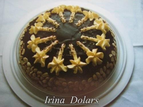 Торт Винный купол