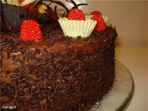 """Торт """"Королевский"""" шоколадный Торт """"Королевский"""" шоколадный"""