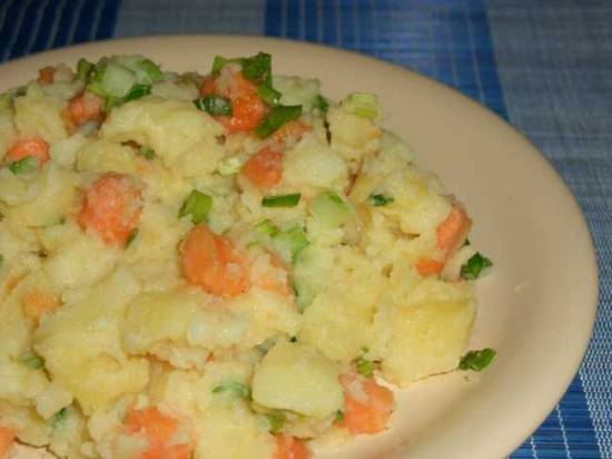 Раз картошка, два картошка (отварная, жареная, пюре, салаты, далее везде)