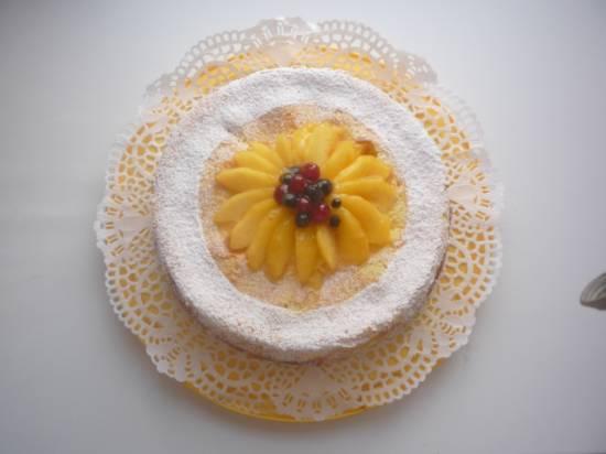 Торт-суфле «Нежность»