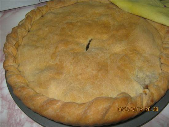 Тесто дрожжевое для пирожков и пирогов