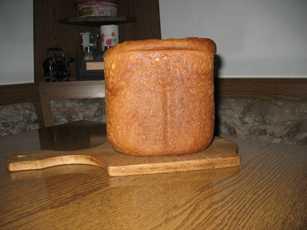 Картофельный хлеб  (хлебопечка)