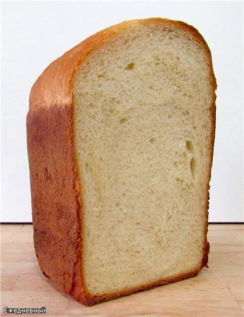 Ежедневный японский хлеб (Daily Japan Bread) (хлебопечка)