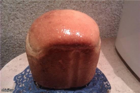 Хлеб Богатырский 5:1 на закваске