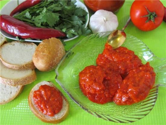 Лютеница болгарская Аппетитка