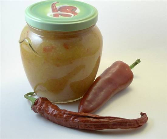 Банальный банановый соус