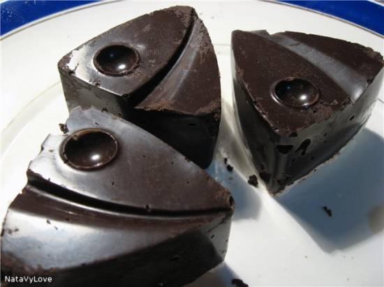 Птичье молоко в шоколаде