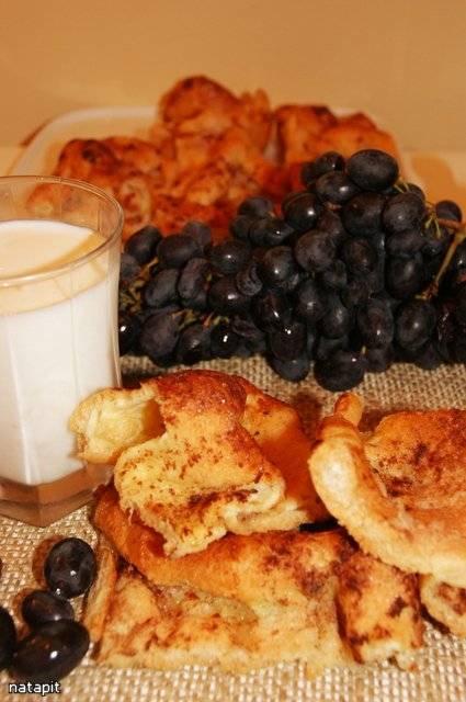 Лепешка сладкая и сырная Альмойшавена (Almoixаvena Moixаvena)
